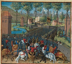 Siege of Damascus (1148) - Siege of Damascus, Second Crusade