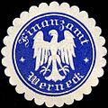 Siegelmarke Finanzamt - Werneck W0226126.jpg