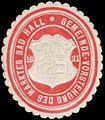 Siegelmarke Gemeinde-Vorstehung des Marktes Bad Hall W0334423.jpg