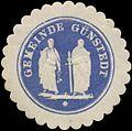 Siegelmarke Gemeinde Günstedt W0345903.jpg