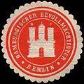 Siegelmarke Hamburgischer Bevollmächtigter - Berlin W0293272.jpg