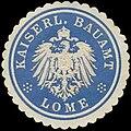 Siegelmarke K. Bauamt Lomé W0346715.jpg