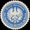 Siegelmarke Kreis-Ausschuss des Landkreises Mülheim am Rhein W0381961.jpg