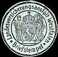 Siegelmarke Landesversicherungsanstalt Westfalen - Briefstempel W0205222.jpg