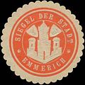 Siegelmarke Siegel der Stadt Emmerich W0345273.jpg