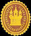 Siegelmarke Siegel der Stadtgemeinde Korneuburg W0319557.jpg