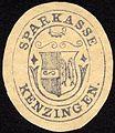 Siegelmarke Sparkasse Kenzingen W0227840.jpg