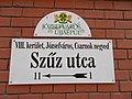 Sign, Szűz Street, 2016 Józsefváros.jpg