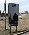Sign, Thompson Graving Dock, Belfast - geograph.org.uk - 808558.jpg