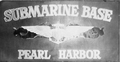Sign of the US Navy Submarine Base Pearl Harbor c1964.png