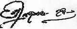 Brajanath Rath's Signature