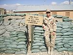 Signs of home, Deployed Servicemembers find comfort, laughter from billboar DVIDS60211.jpg