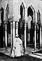 Silas M. Burroughs in Moorish costume, 1894 Wellcome L0028624.jpg