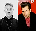 Diplo und Mark Ronson (Silk City, 2011/2014)