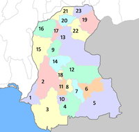 Sindh administrative1