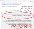 Sindhi Wikipedia Edit Summary.png