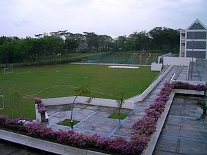 The Japanese School Singapore - Changi campus