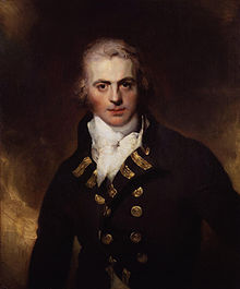 Oil on canvas portrait, c. 1792, by Sir Thomas Lawrence