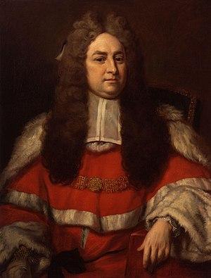 John Pratt (judge) - Sir John Pratt by Michael Dahl.