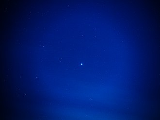 Canis Major - Sirius A, the brighest star in the night sky, lies in Canis Major.