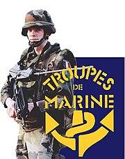Site troupe marine