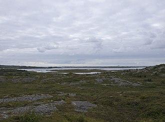 Leka, Norway - Image: Skeisnesset