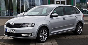 Škoda Rapid (2012) - Spaceback