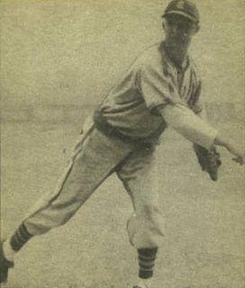 Slick Coffman American baseball player