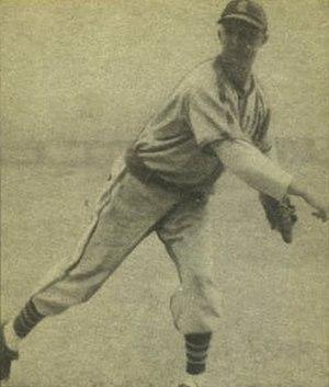 Slick Coffman - Image: Slick Coffman 1940 Play Ball card