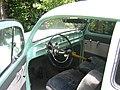 Slightly modified interior of a 1969 VW Bug.jpg
