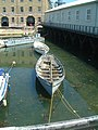 Small boats, Portsmouth Dockyard - geograph.org.uk - 844667.jpg
