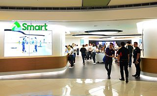 Smart Communications Wireless communications and digital services subsidiary of PLDT, Inc.
