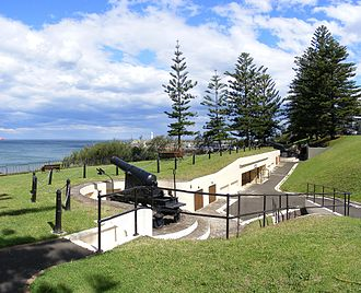 Wollongong - Smiths Hill Fort