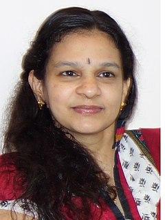 Subha Varier Indian space engineer