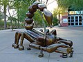 Social Invertebrates, Tom Otterness, 2013 - panoramio (5).jpg