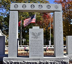 Soldiers' Memorial - White Hall, Arkansas.jpg