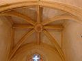 Sourzac église transept nord plafond avancée.JPG