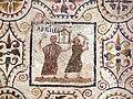 Sousse mosaic calendar April.JPG