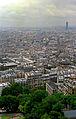 South East from Sacre Coeur, Paris, 1987.jpg