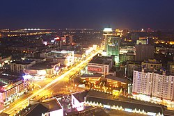 South of hanzhong at night.jpg