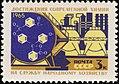Soviet Union stamp 1965 № 3240.jpg