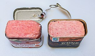 Spam Clones ML Luncheon meat and Chung Jung One Luncheon Meat.jpg