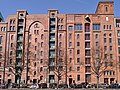 Speicherstadt (Hamburg-HafenCity).Block R.ajb.jpg