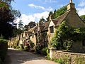 Spinsters and Weavers Cottages, Castle Combe - geograph.org.uk - 42812.jpg