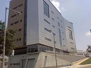 Southern Poverty Law Center - The SPLC headquarters in Montgomery, Alabama.