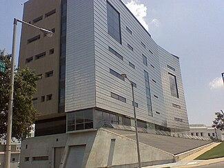 The SPLC headquarters in Montgomery, Alabama