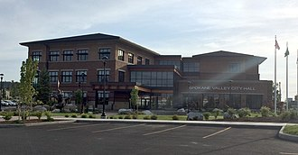 Spokane Valley, Washington - Spokane Valley City Hall
