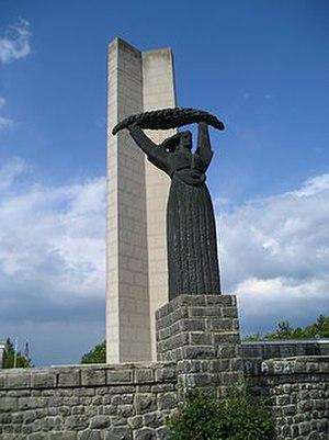 Spomenik na NOB(Kosturnica)