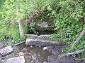 Spring, Wet Shod Lane, Southowram - geograph.org.uk - 460855.jpg