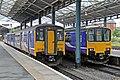Sprinter units, Chester Railway Station (geograph 2986906).jpg